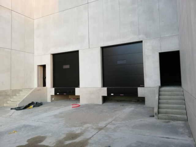 poorten magazijnen